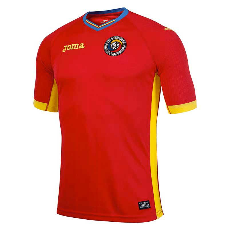 Joma T Shirt Rumania 2nd