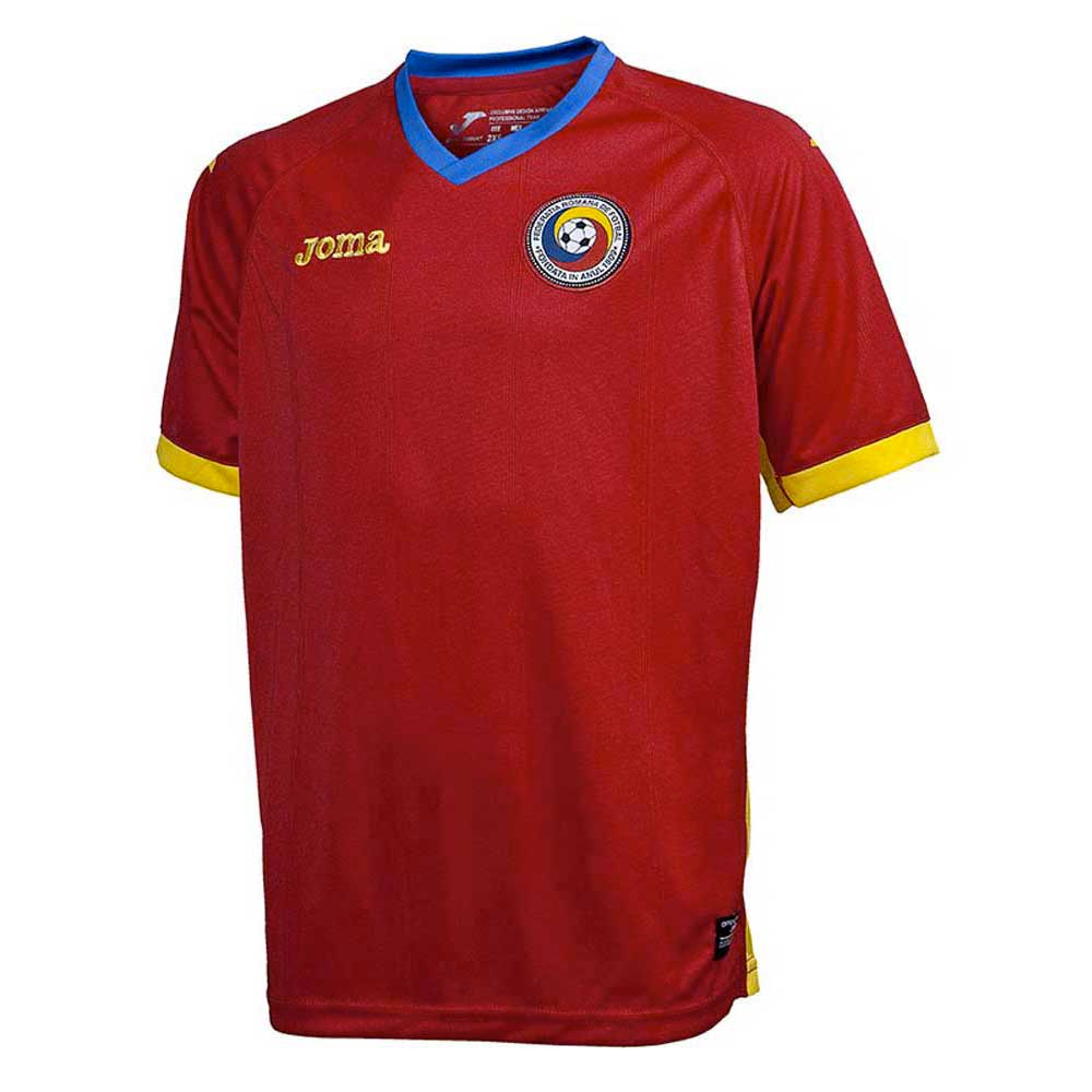 Joma T Shirt Rumania Supporters 2nd