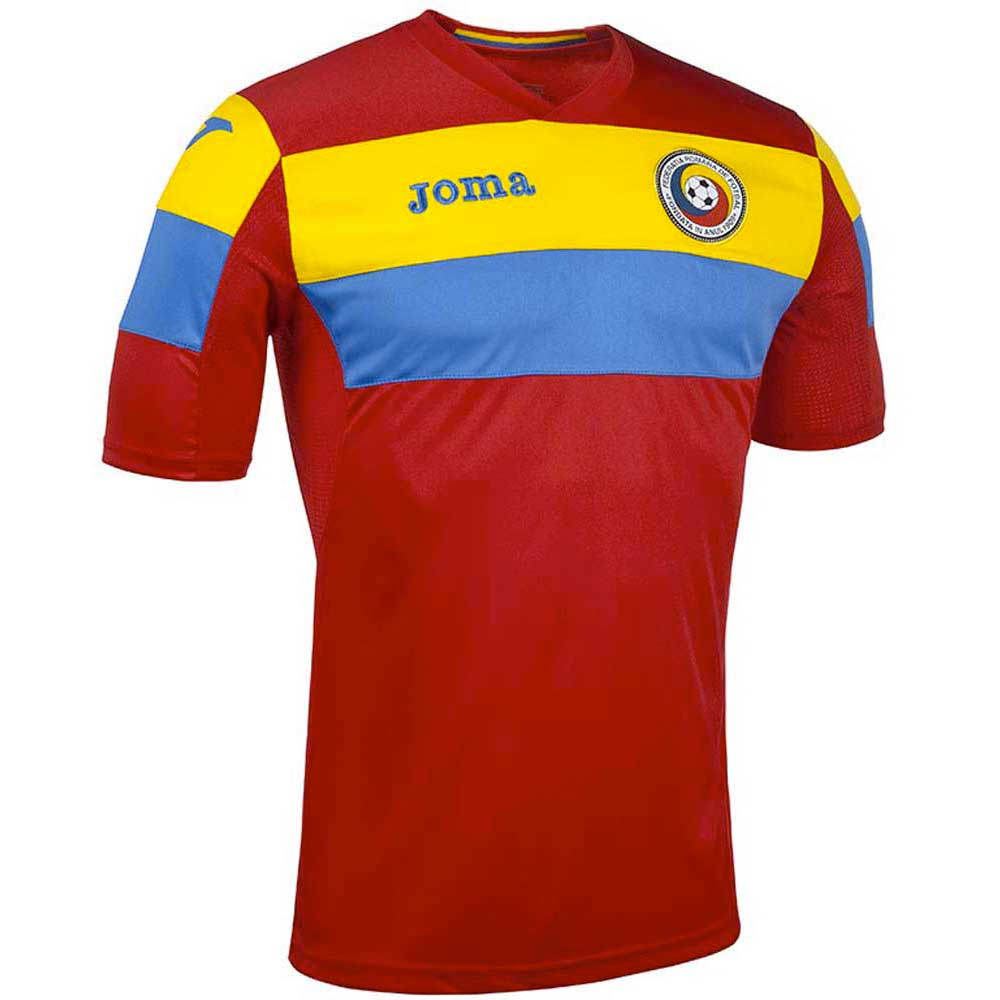 Joma T Shirt Training F.A.Rumania