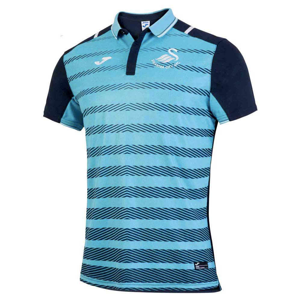 Joma Polo Shirt Travel Swansea Junior