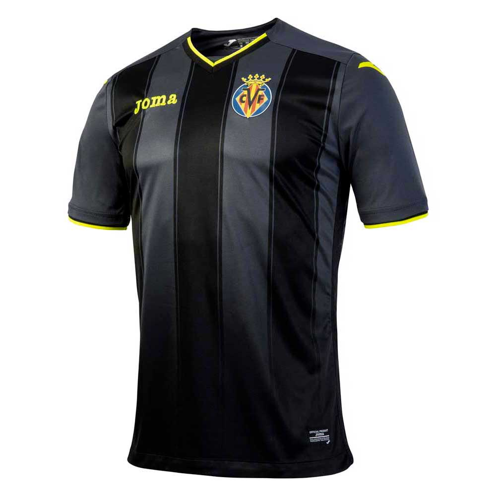 Joma T Shirt Villareal Away