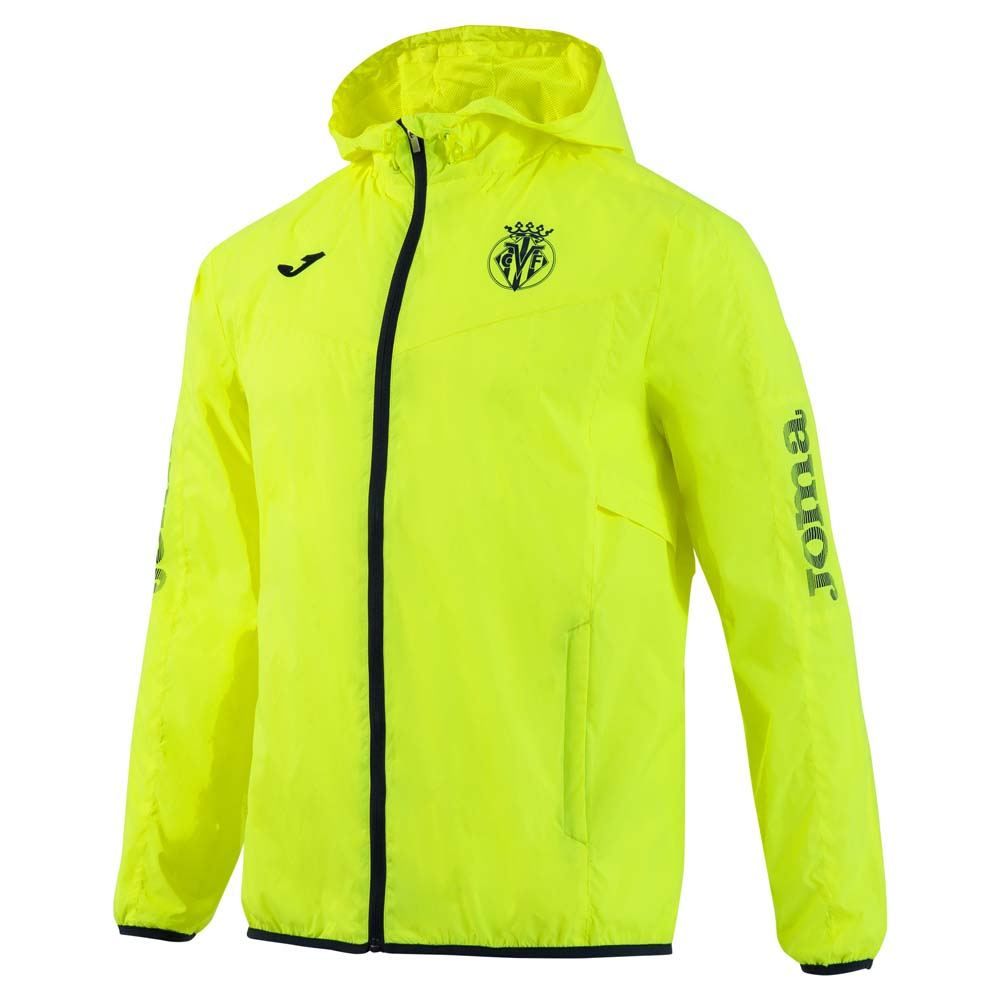 Joma Raincoat Training Villareal