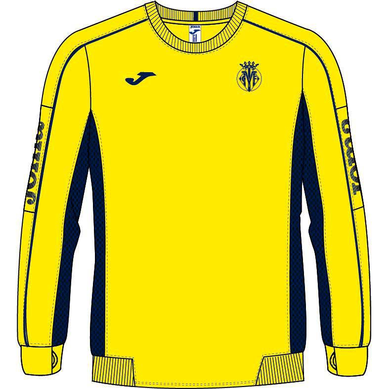 Joma Sweatshirt Training Villareal