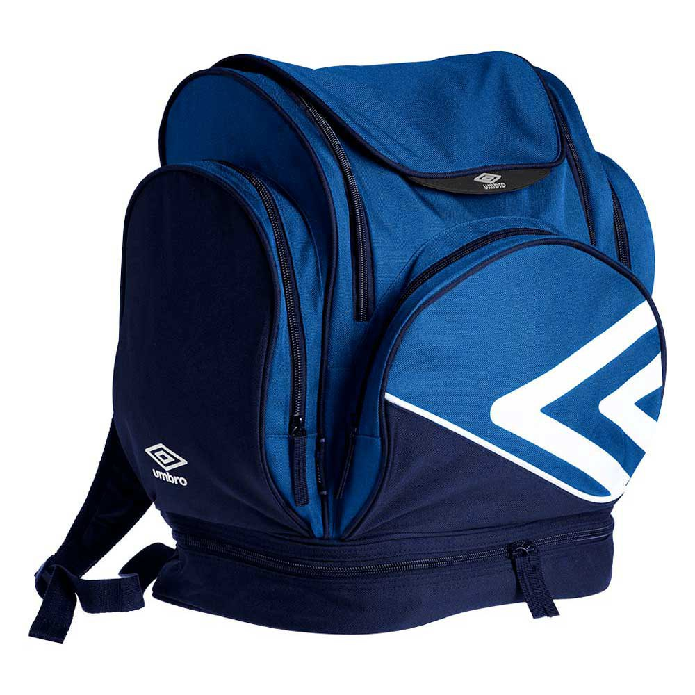 Umbro Pro Training Italia Backpack Blue Goalinn
