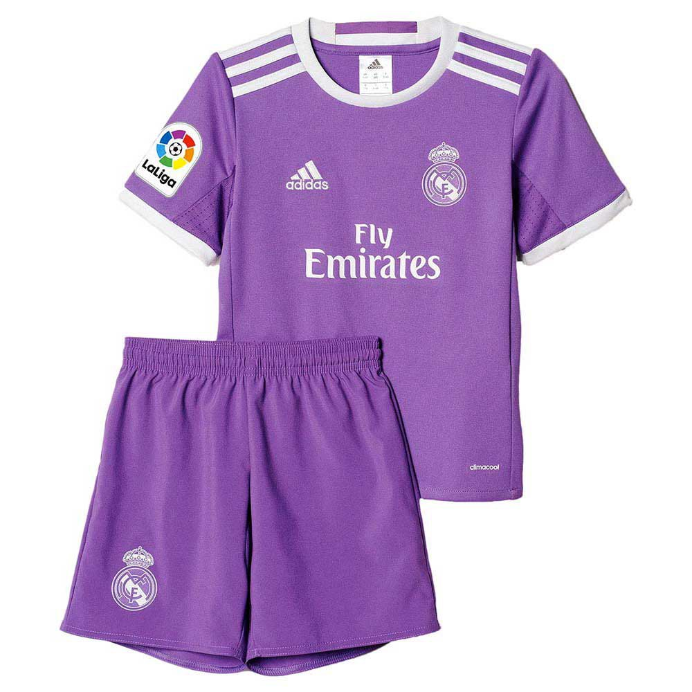 adidas Real Madrid Away Smu Mini