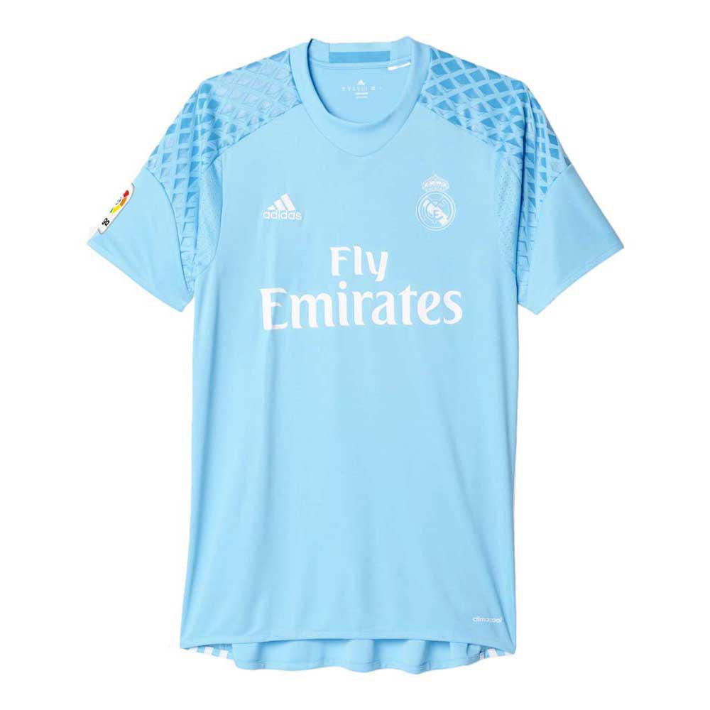 adidas Real Madrid Home GK Jersey