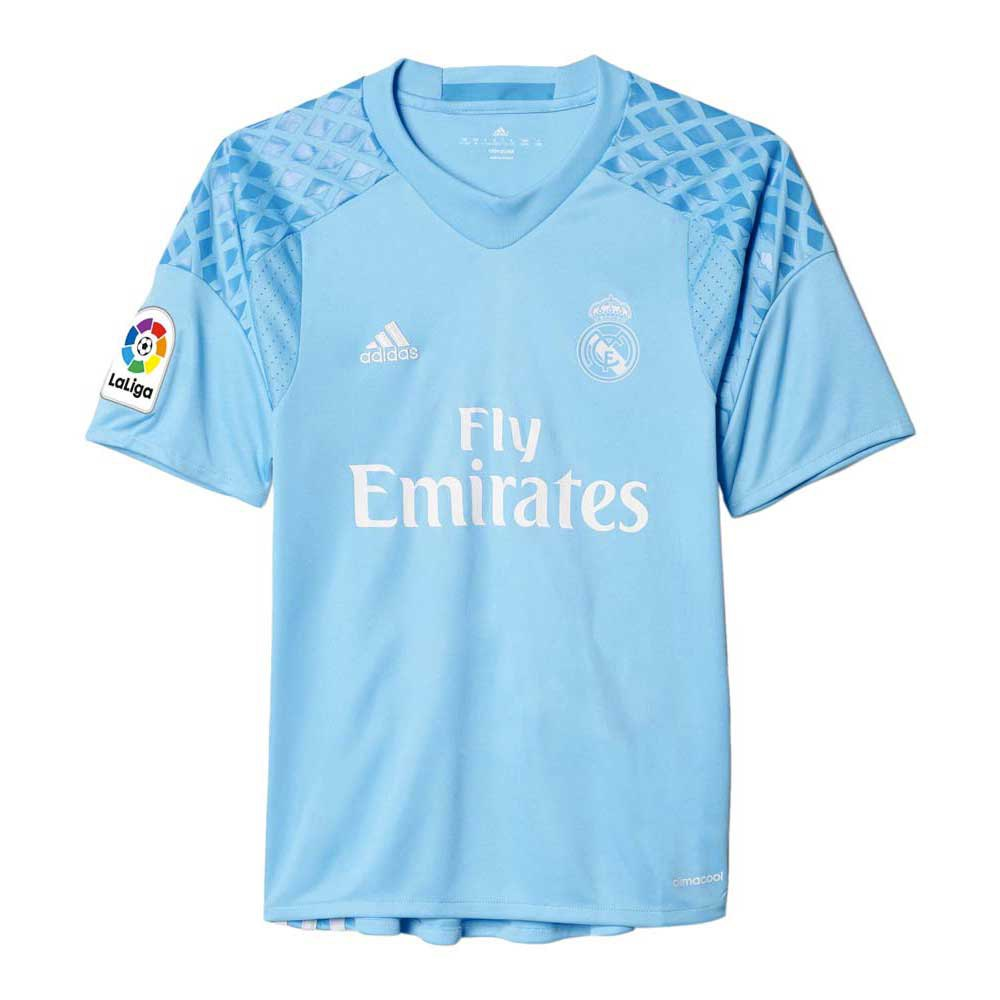 adidas Real Madrid Home Gk Jersey Junior
