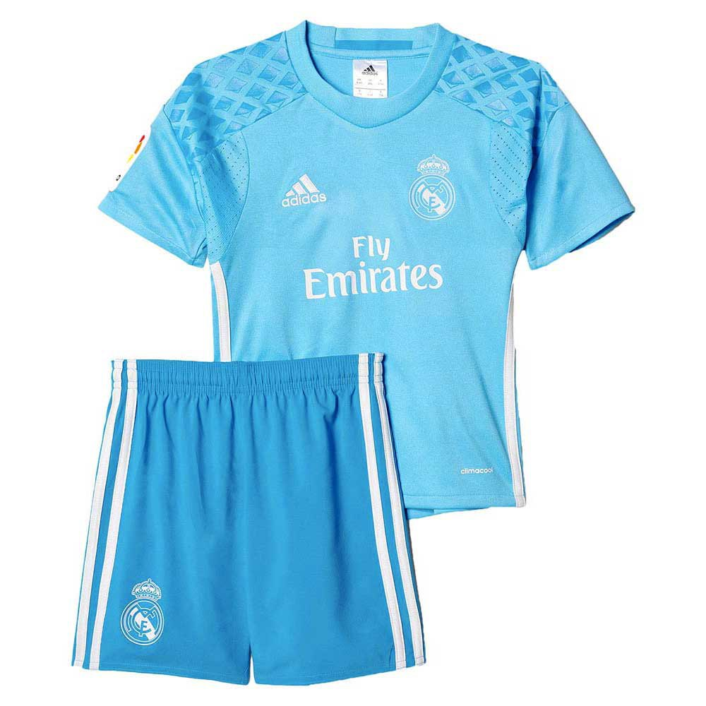adidas Real Madrid Home GK Smu Mini