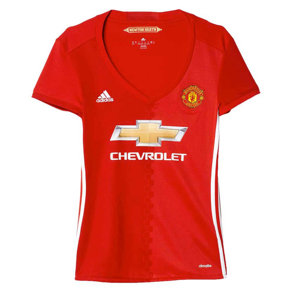 adidas Manchester United FC Home Jersey Woman