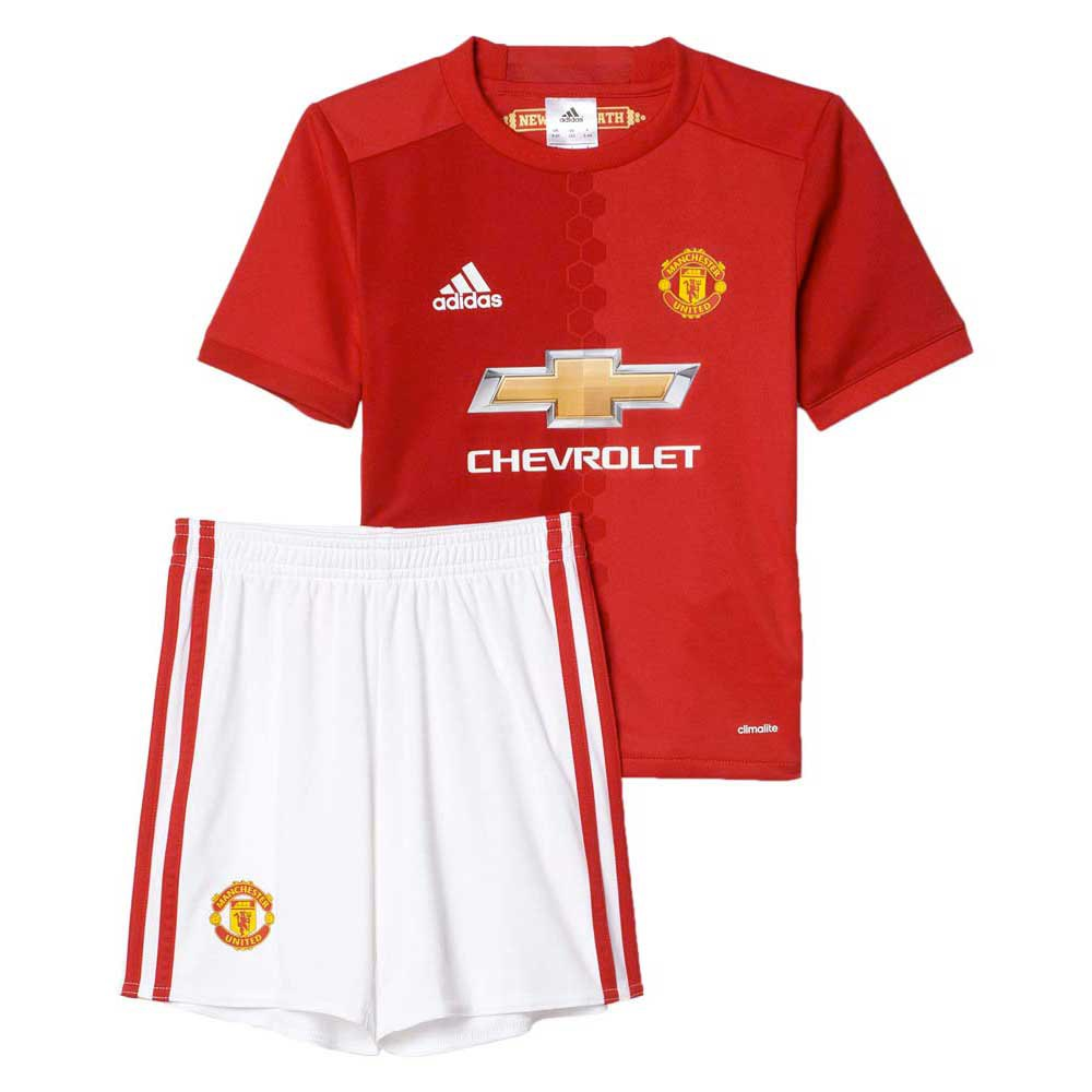 adidas Manchester United FC Home Mini