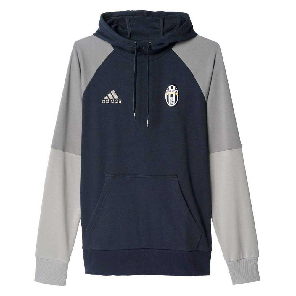adidas Juventus Hooded Sweater Top