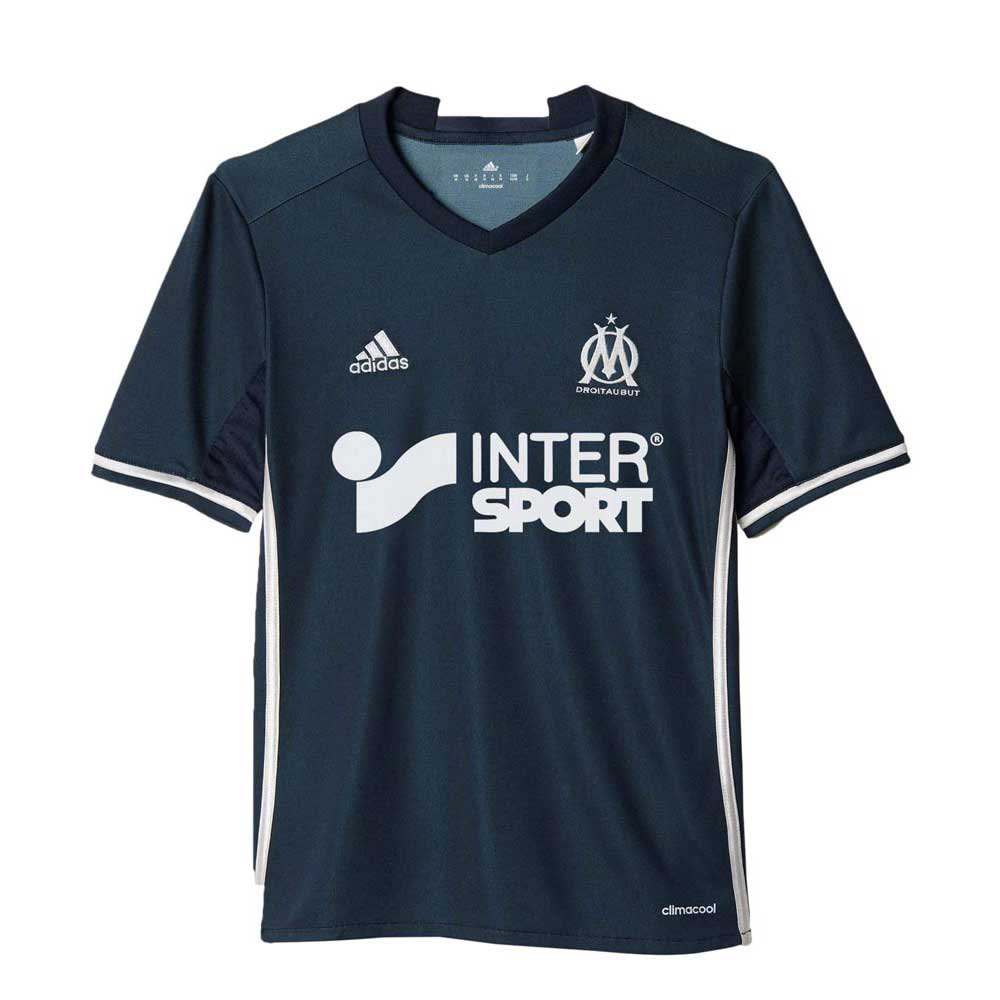 adidas Olympique Marseille Away Jersey Junior