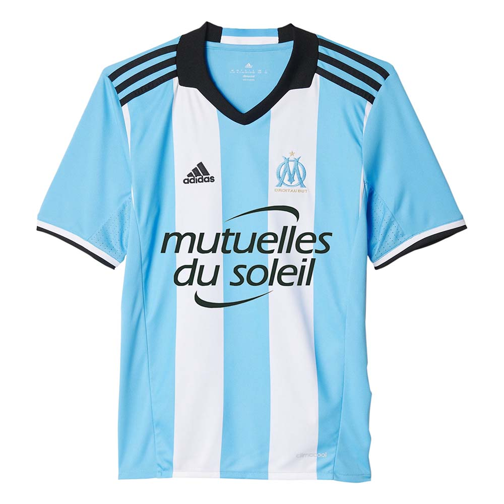 adidas Olympique Marseille 3rd Jersey Junior