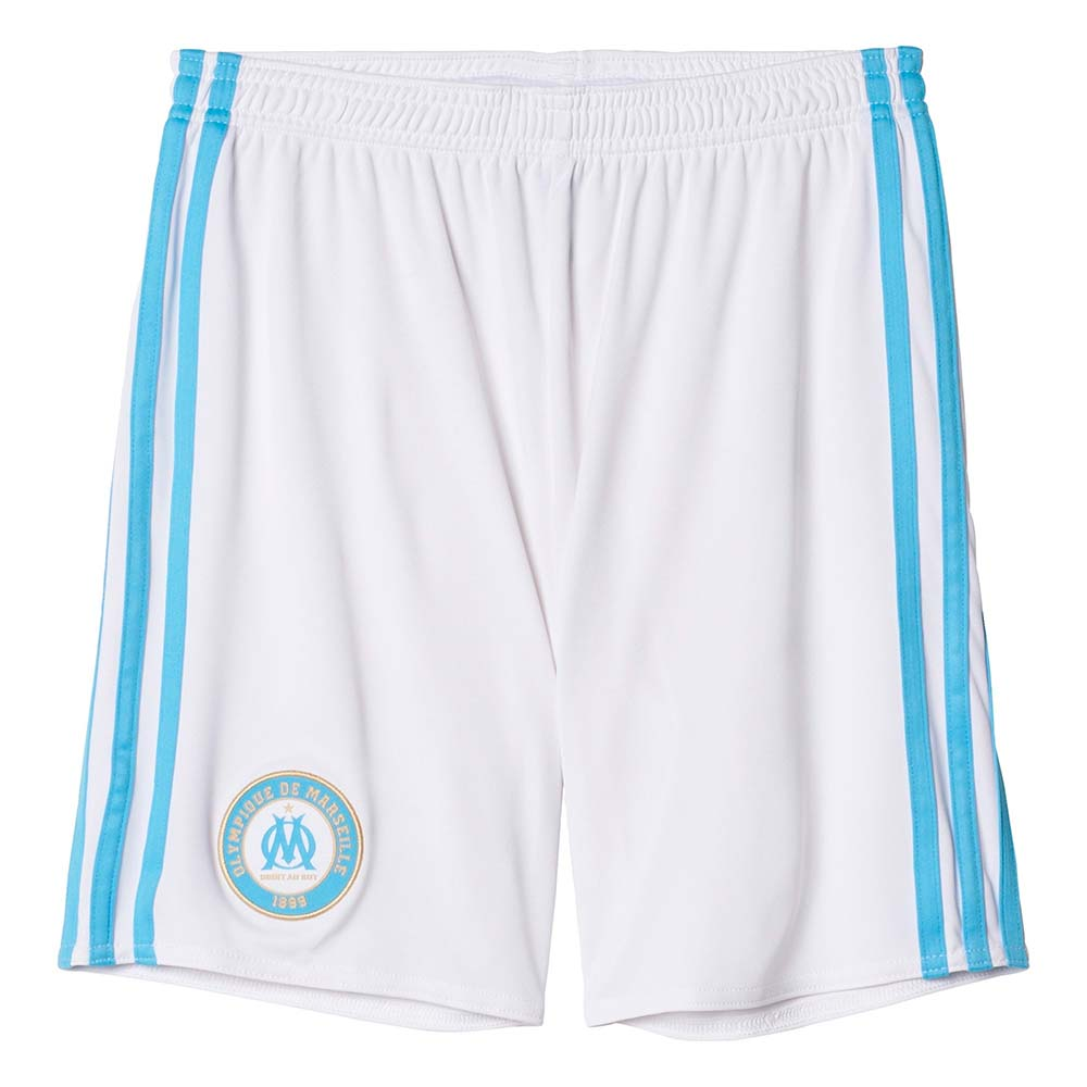 adidas Olympique Marseille Home Short Junior