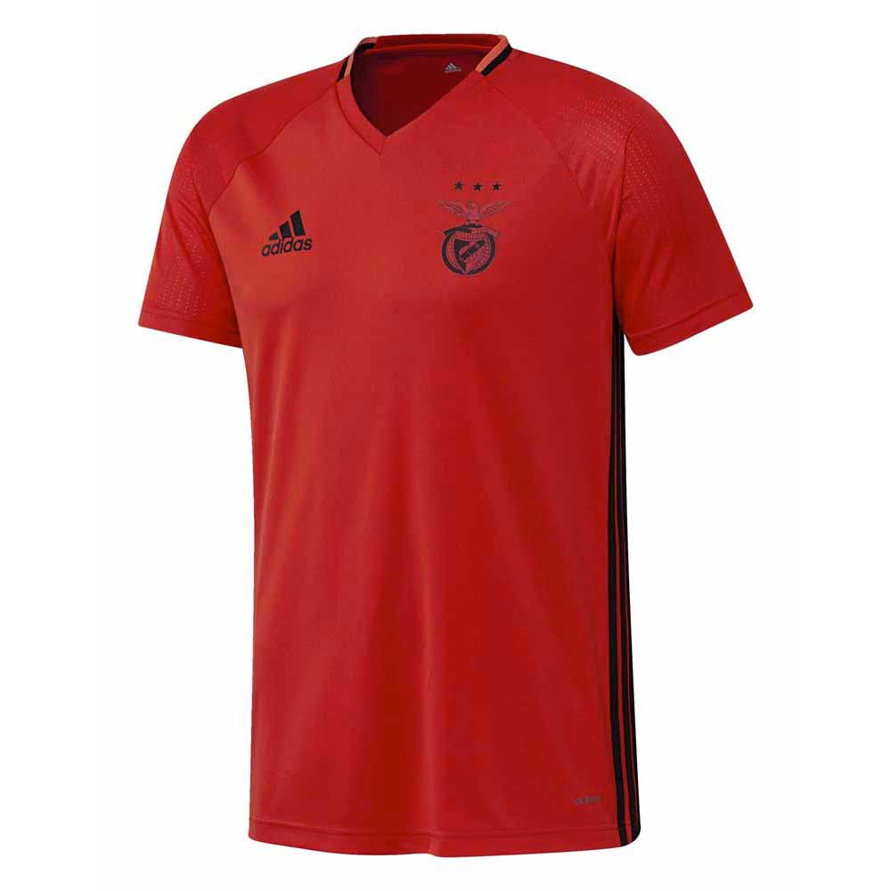 adidas SL Benfica Training Jersey buy and offers on Goalinn 3b8d9bb0dd147
