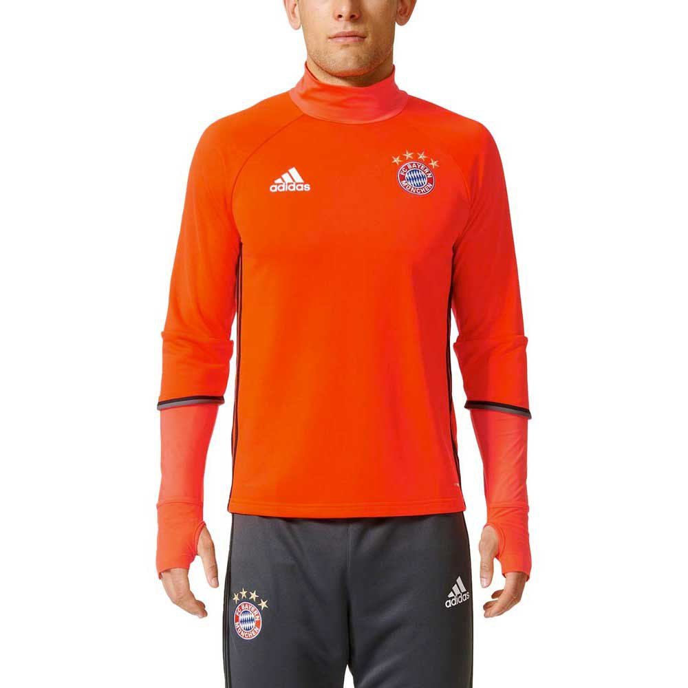 adidas fc bayern munchen training top goalinn. Black Bedroom Furniture Sets. Home Design Ideas