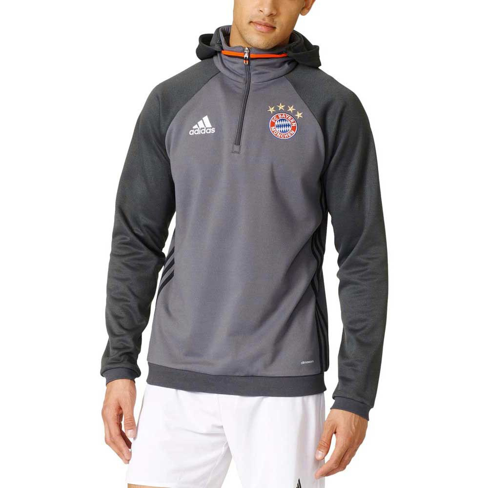 adidas fc bayern munchen fleece buy and offers on goalinn. Black Bedroom Furniture Sets. Home Design Ideas