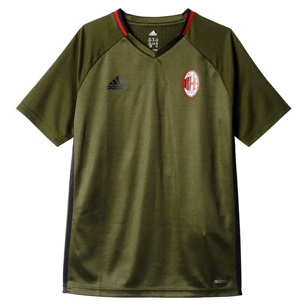 44929b8d7 adidas AC Milan Training Jersey Junior buy and offers on Goalinn