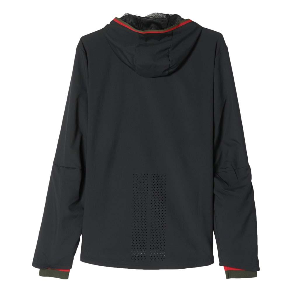 adidas ac milan pre jacket acheter et offres sur goalinn. Black Bedroom Furniture Sets. Home Design Ideas