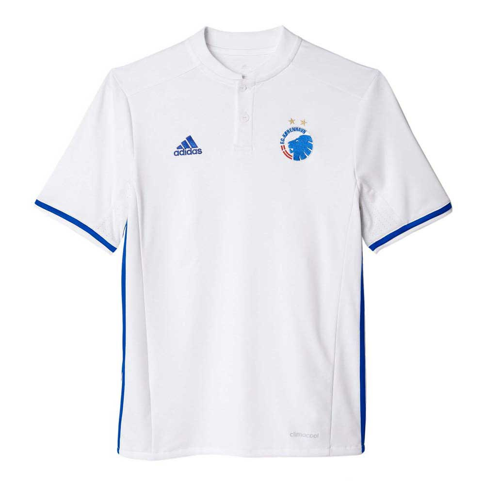 adidas FC Kopenhagen Home Replica Player Jersey Junior