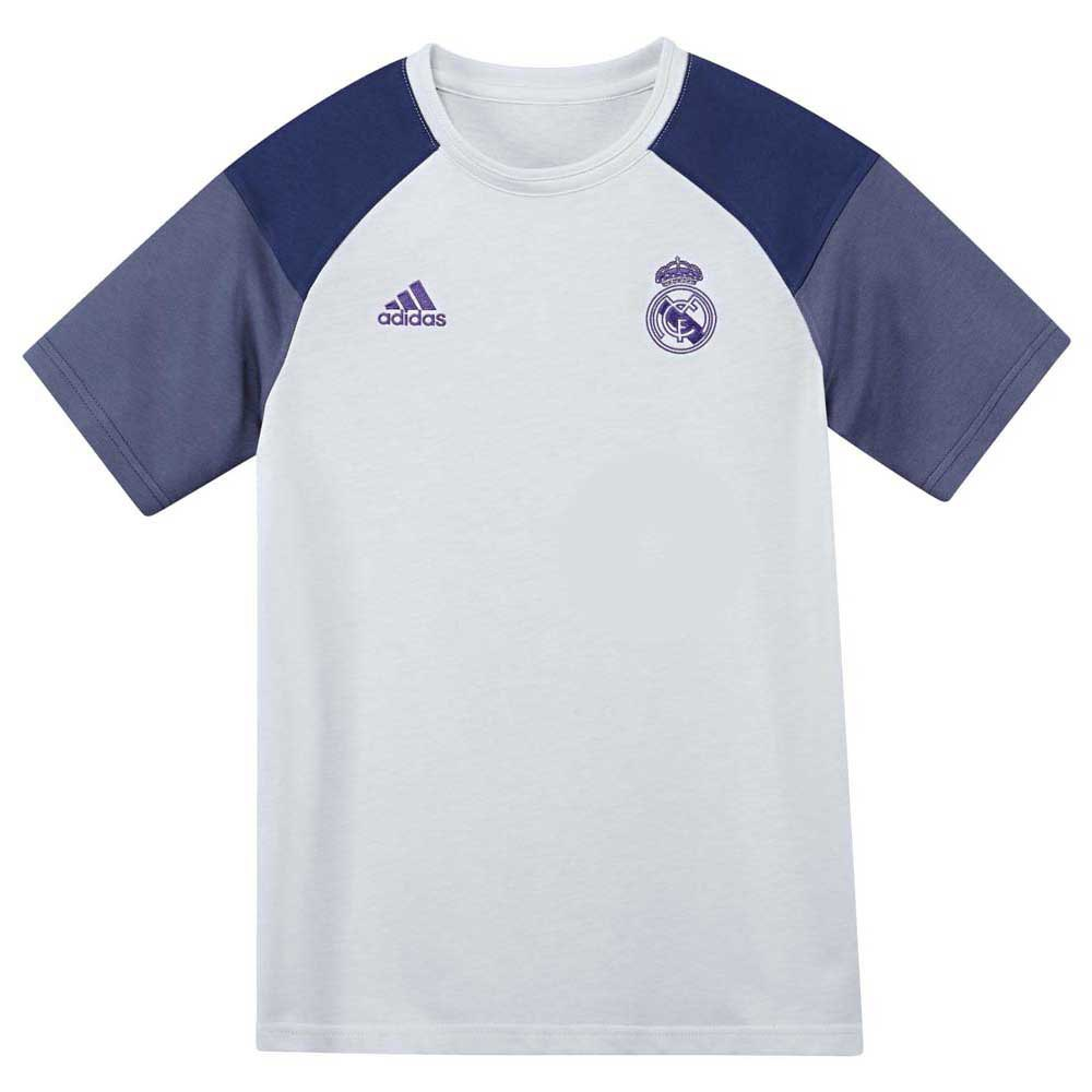 adidas Real Madrid Tee Junior