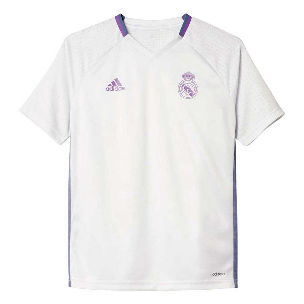 adidas Real Madrid Training Jersey Junior