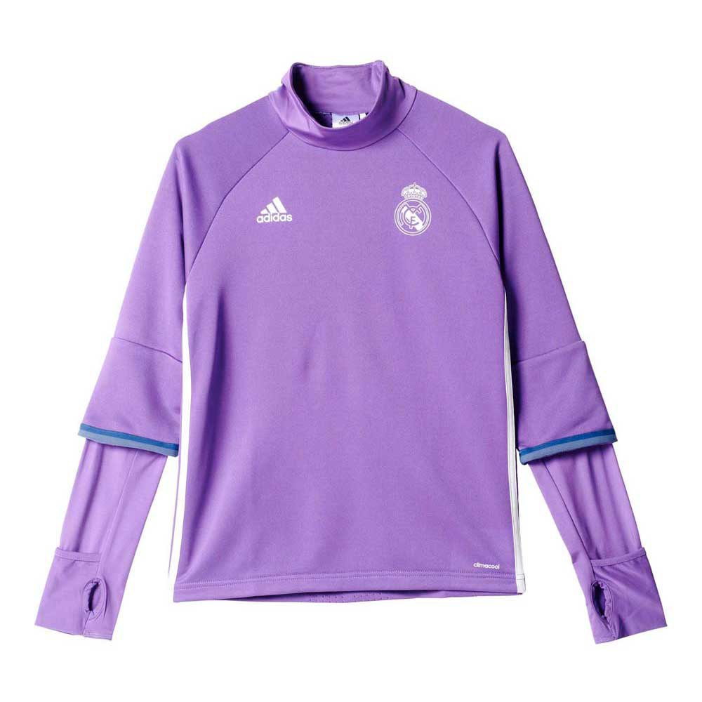 f3293522e adidas Real Madrid Training Top Junior buy and offers on Goalinn