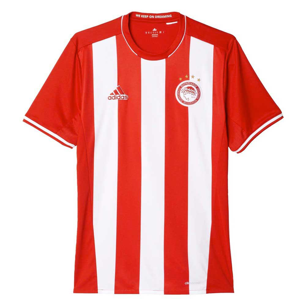 adidas Olympiakos FC Home Jersey buy and offers on Goalinn 1c5e8ef984fc3