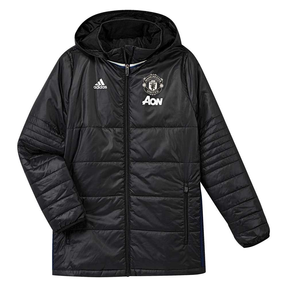 adidas Manchester United FC Pad Jacket Junior