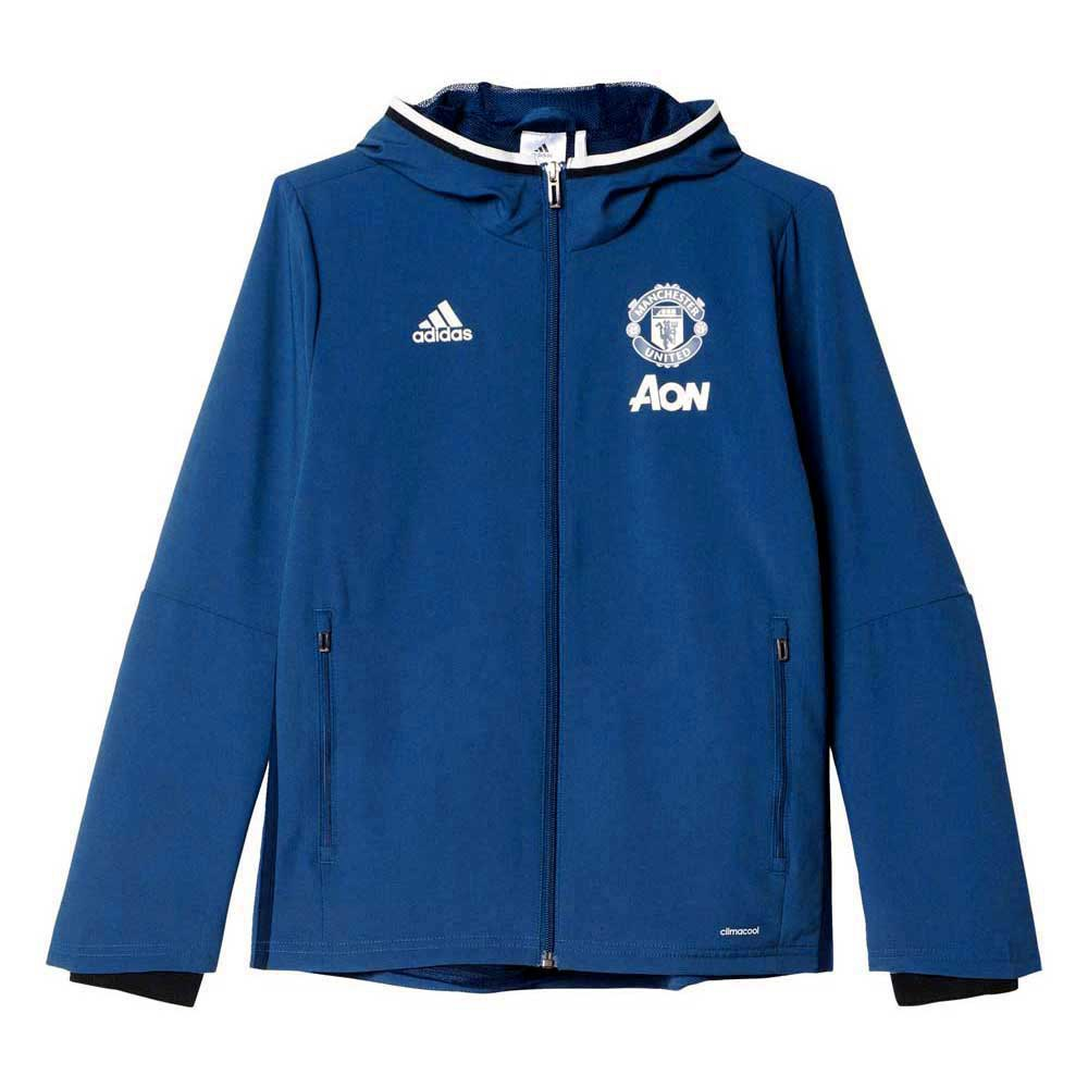 adidas Manchester United FC Pre Jacket Junior