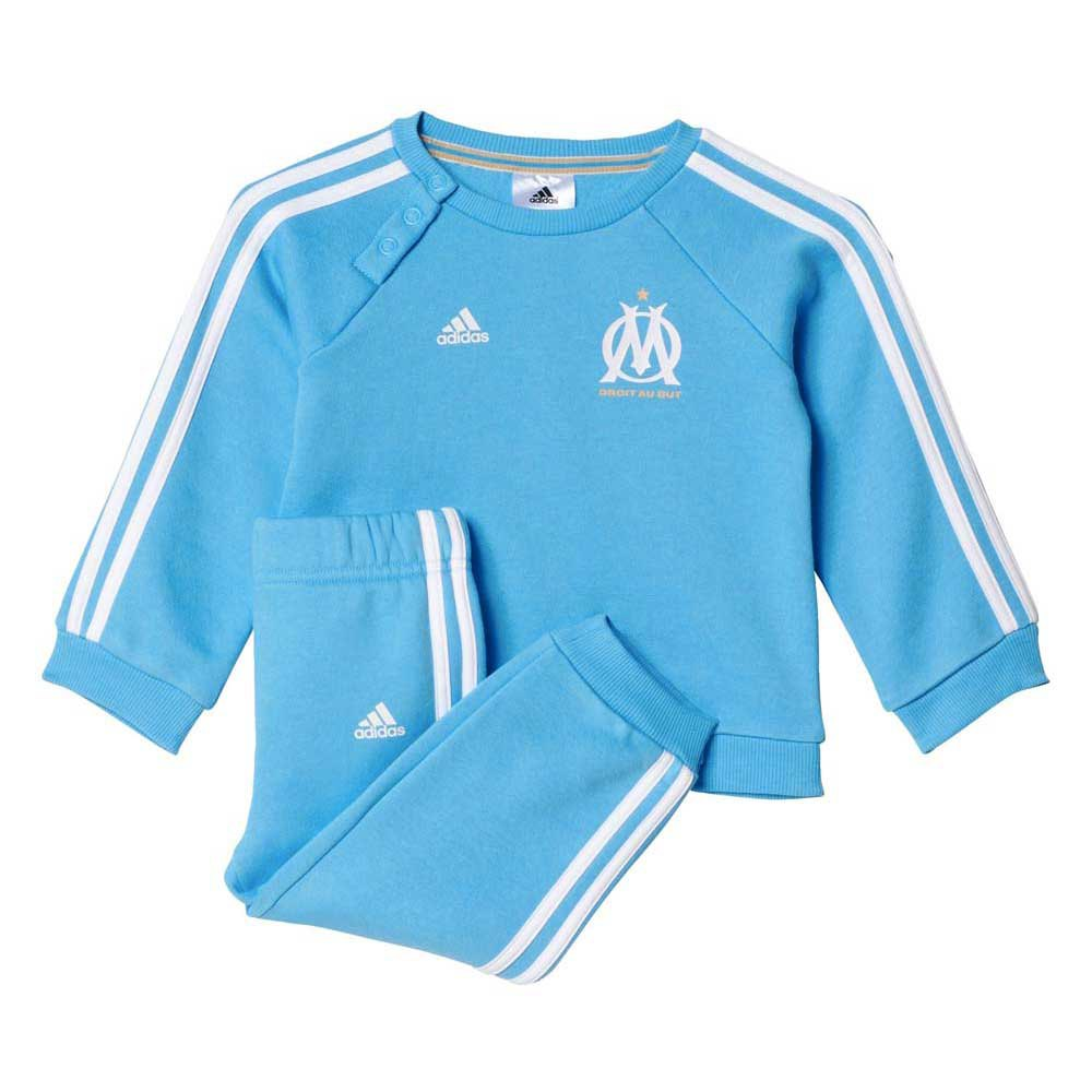 adidas Olympique Marseille 3S Jogging Junior