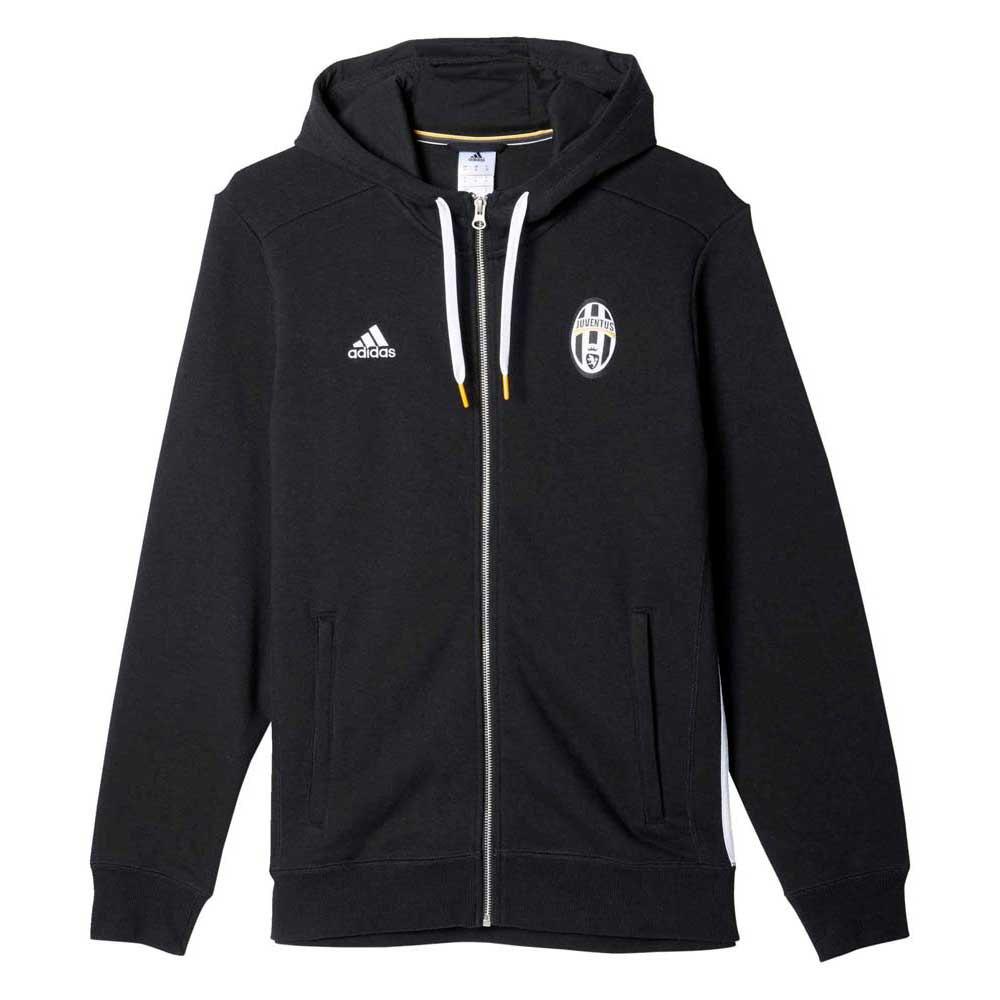 ccb02bdb8cc adidas Juventus 3S Hoodie Zip comprar e ofertas na Goalinn Futebol