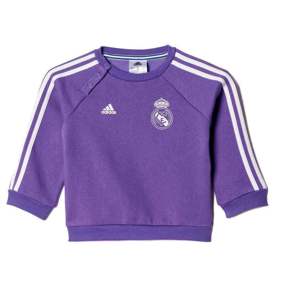 266e714111f96 adidas Real Madrid 3S Jogging Junior buy and offers on Goalinn