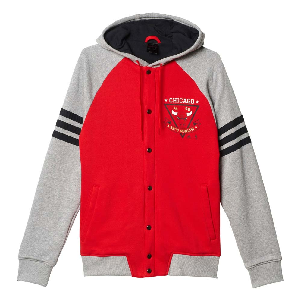 adidas Washed Baseball Jacket