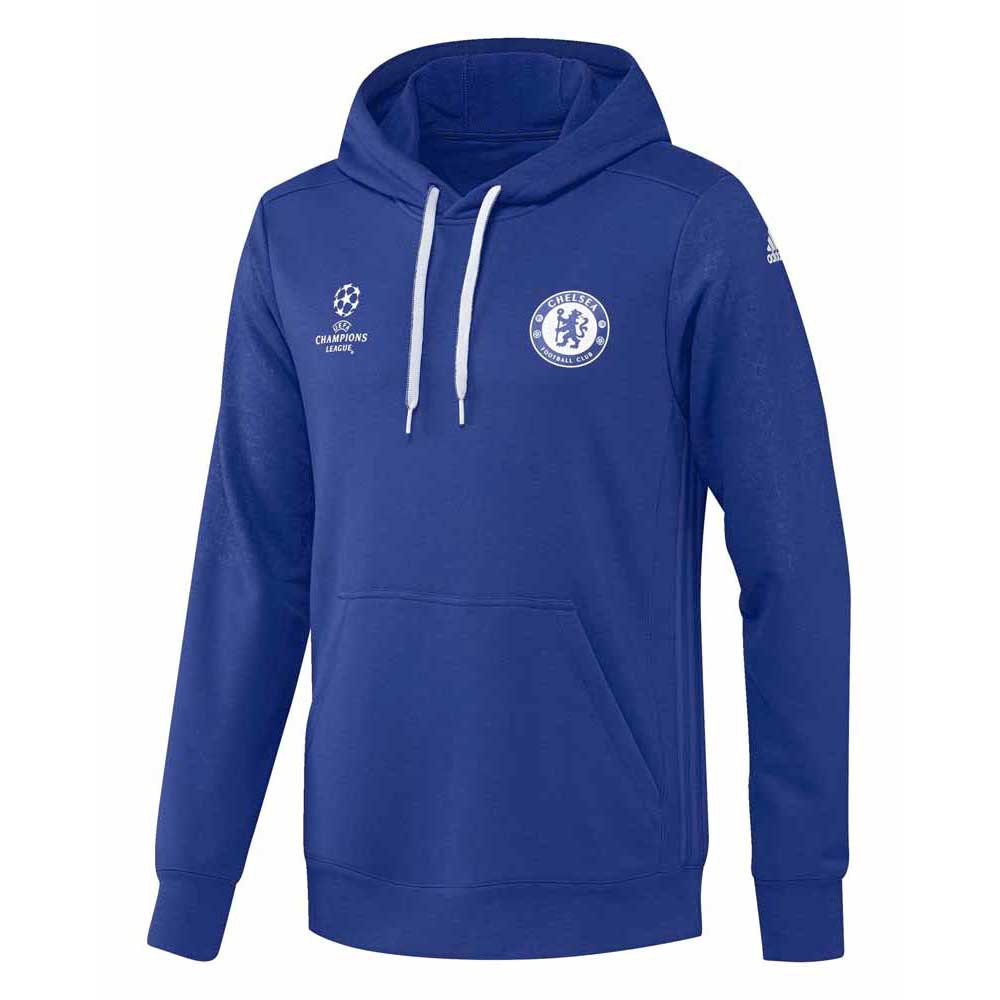 adidas Chelsea FC Eu Hooded Sweater