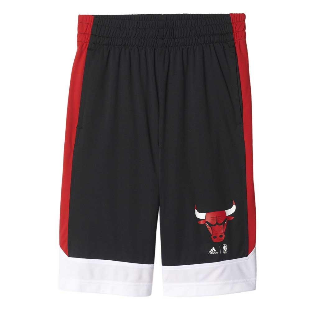 adidas Chicago Bulls Winter Hoops Short Junior