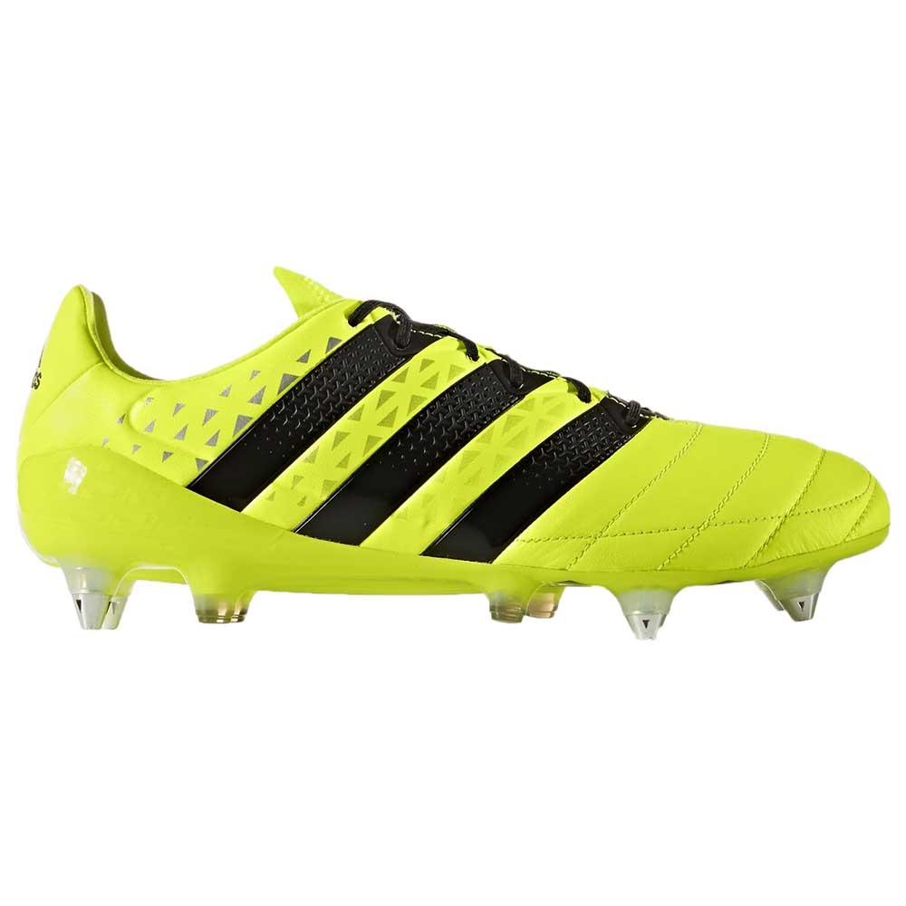 adidas ace 16 1 leather sg buy and offers on goalinn. Black Bedroom Furniture Sets. Home Design Ideas