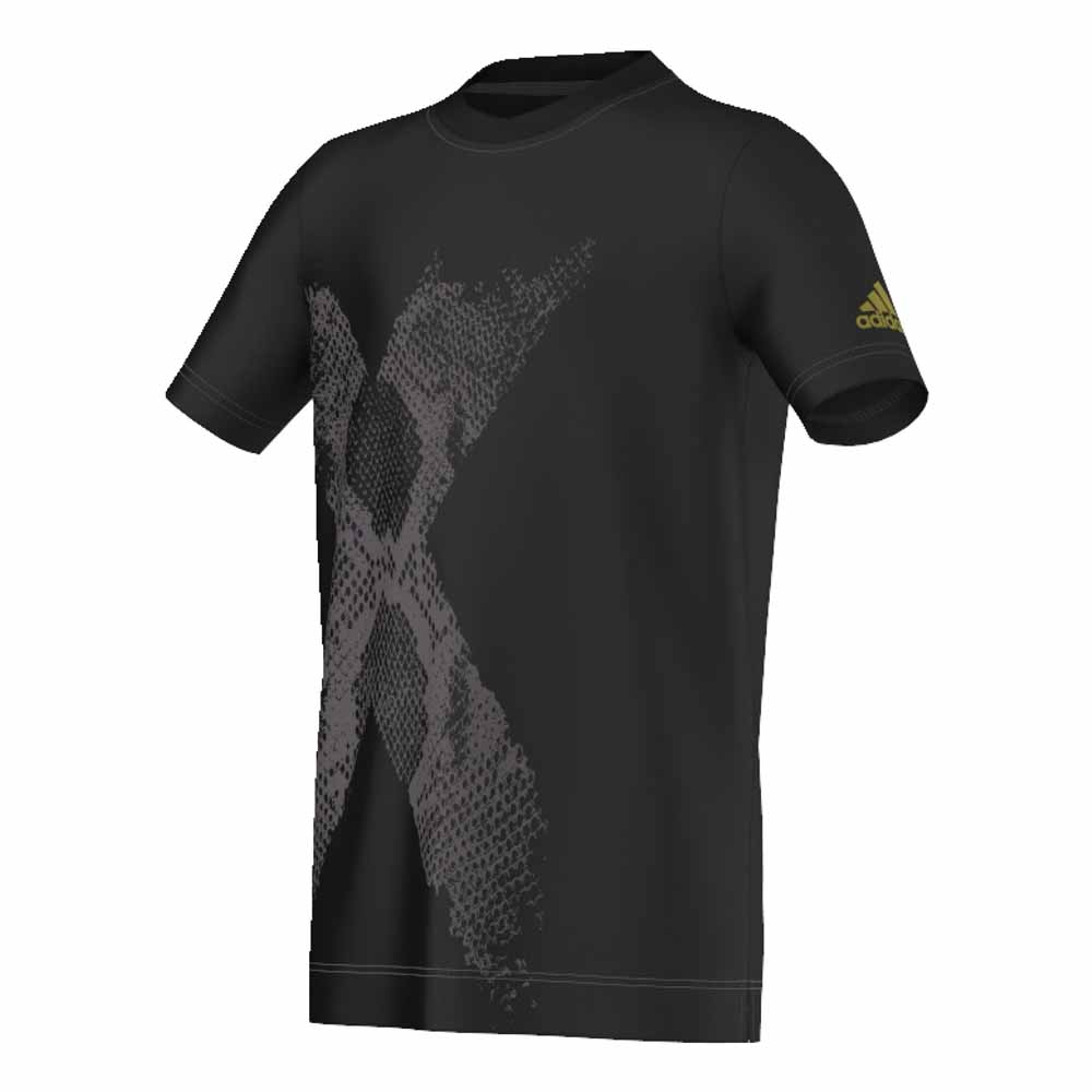 adidas Urban Football Quarter Tee