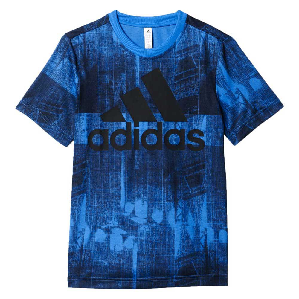adidas Athletics Basic Logo Tee
