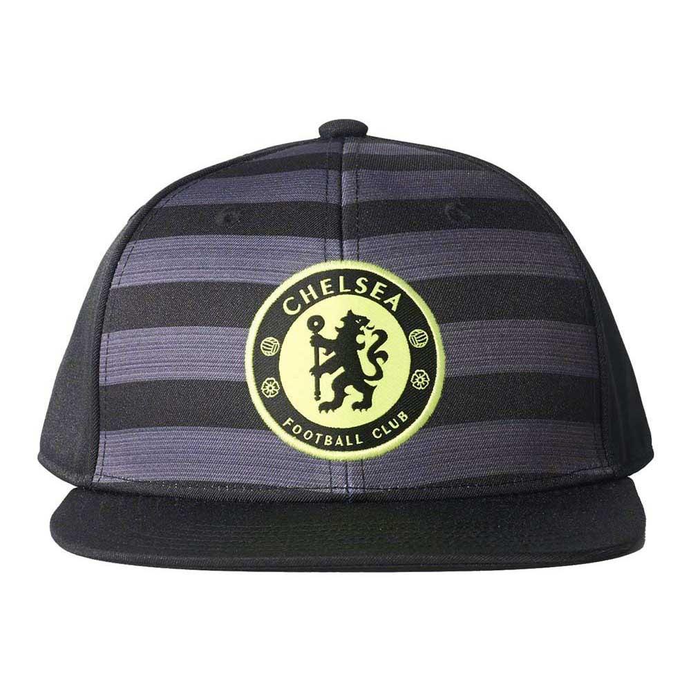 adidas Chelsea FC Flat Cap anfugen und sonderangebote ec319fec35f
