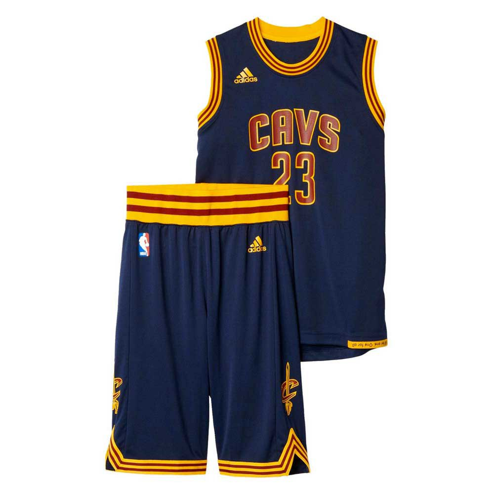 online retailer a551e d68f9 adidas LeBron James Jersey And Short Junior , Goalinn