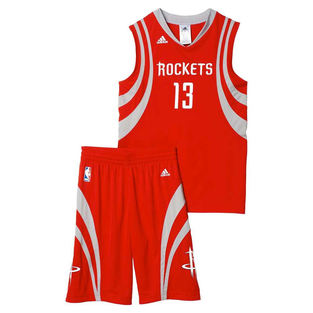 new product 21762 9ca3d adidas James Harden Jersey And Short Junior , Goalinn