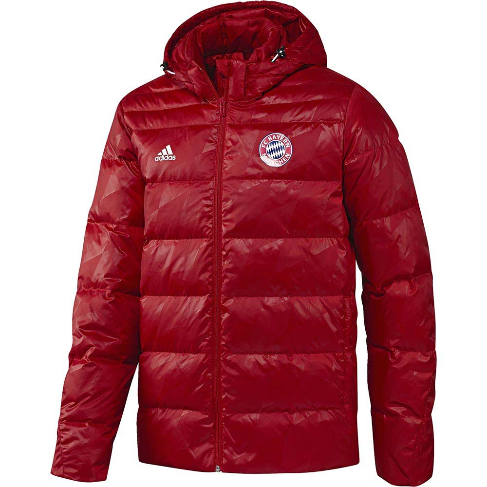 65f7ce668 adidas FC Bayern Munchen Down Jacket buy and offers on Goalinn
