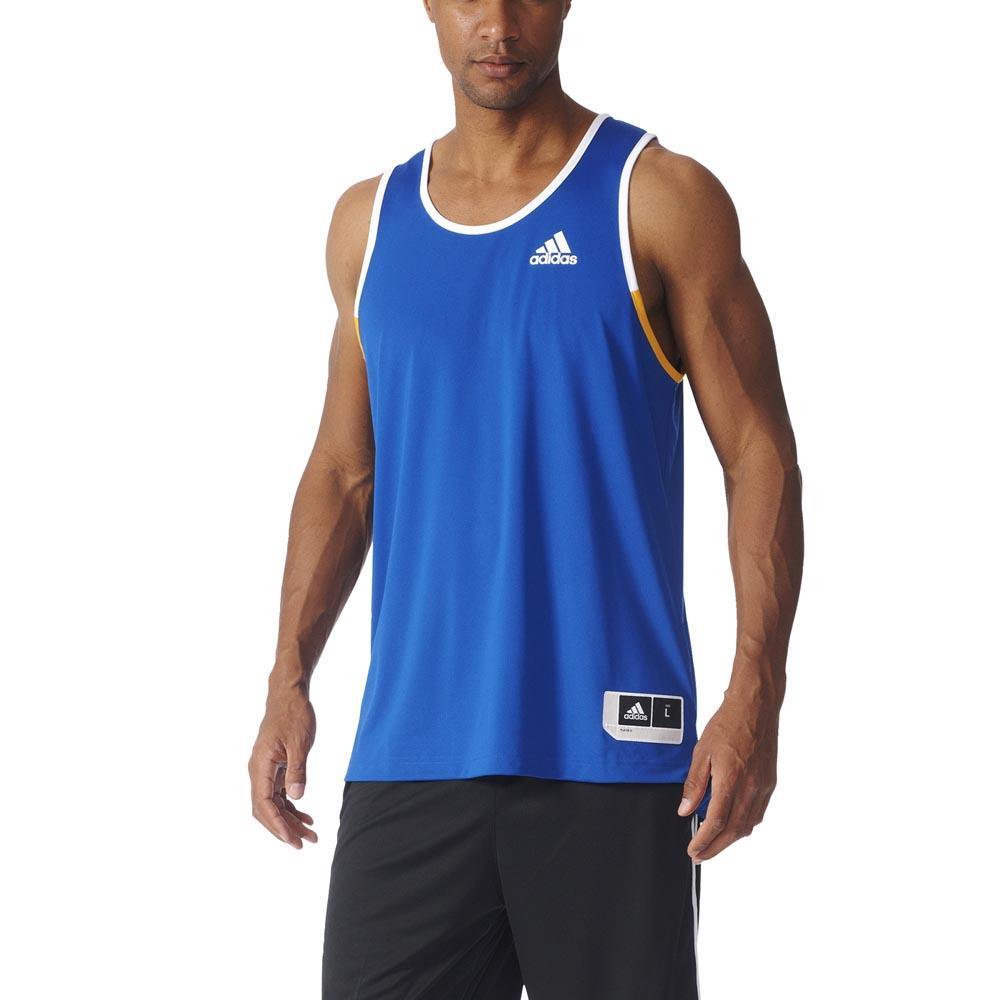 Adidas Comandante Jersey / Solido Blu / Bianco / Jersey Solid Blue, Goalinn 1c30f5