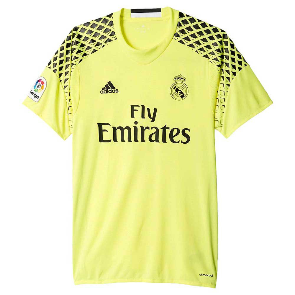 adidas Real Madrid Away GK Jersey