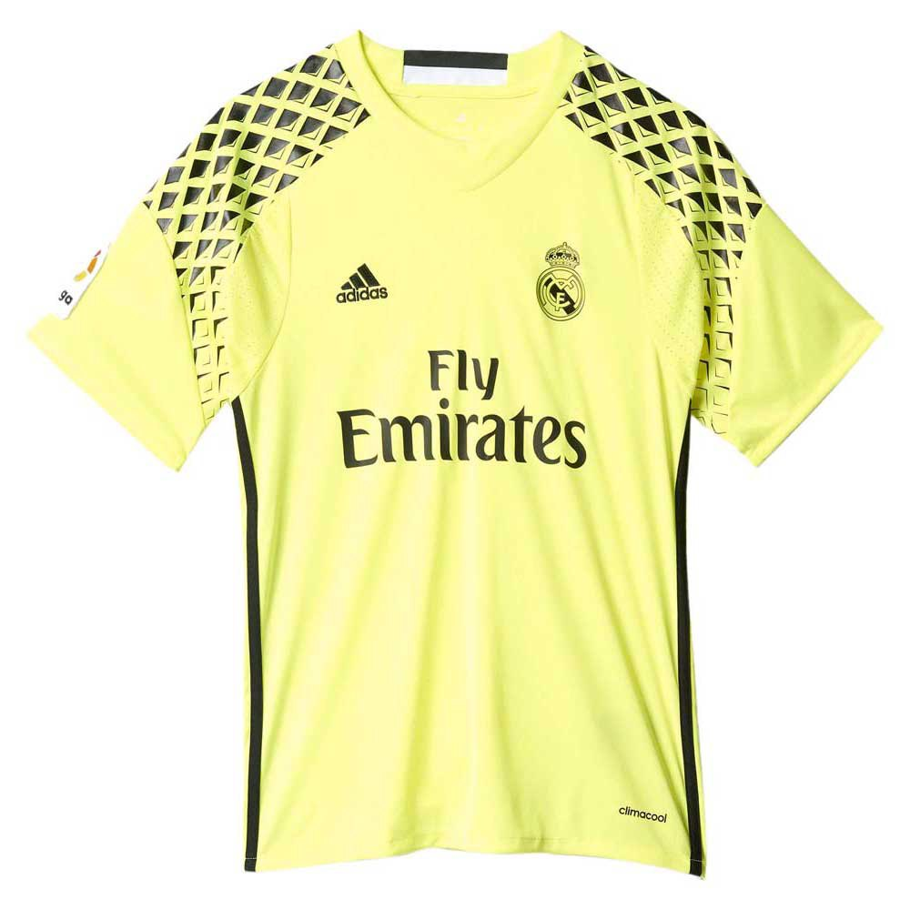 adidas Real Madrid Away GK Jersey Junior