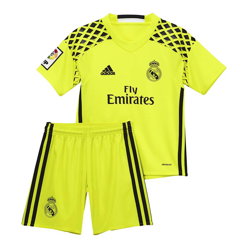 adidas Real Madrid Away GK Smu