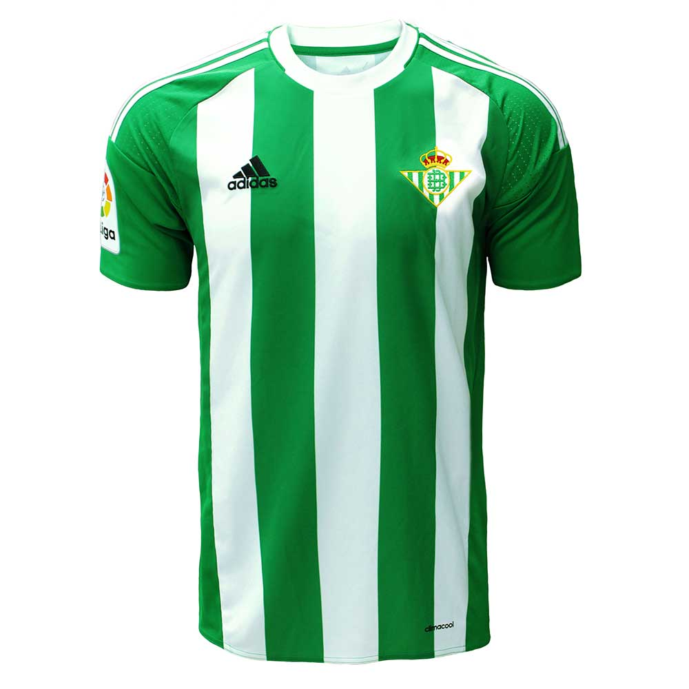 adidas Betis Home Jersey
