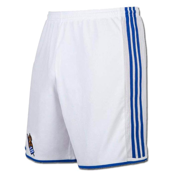adidas Real Sociedad Home Short Junior