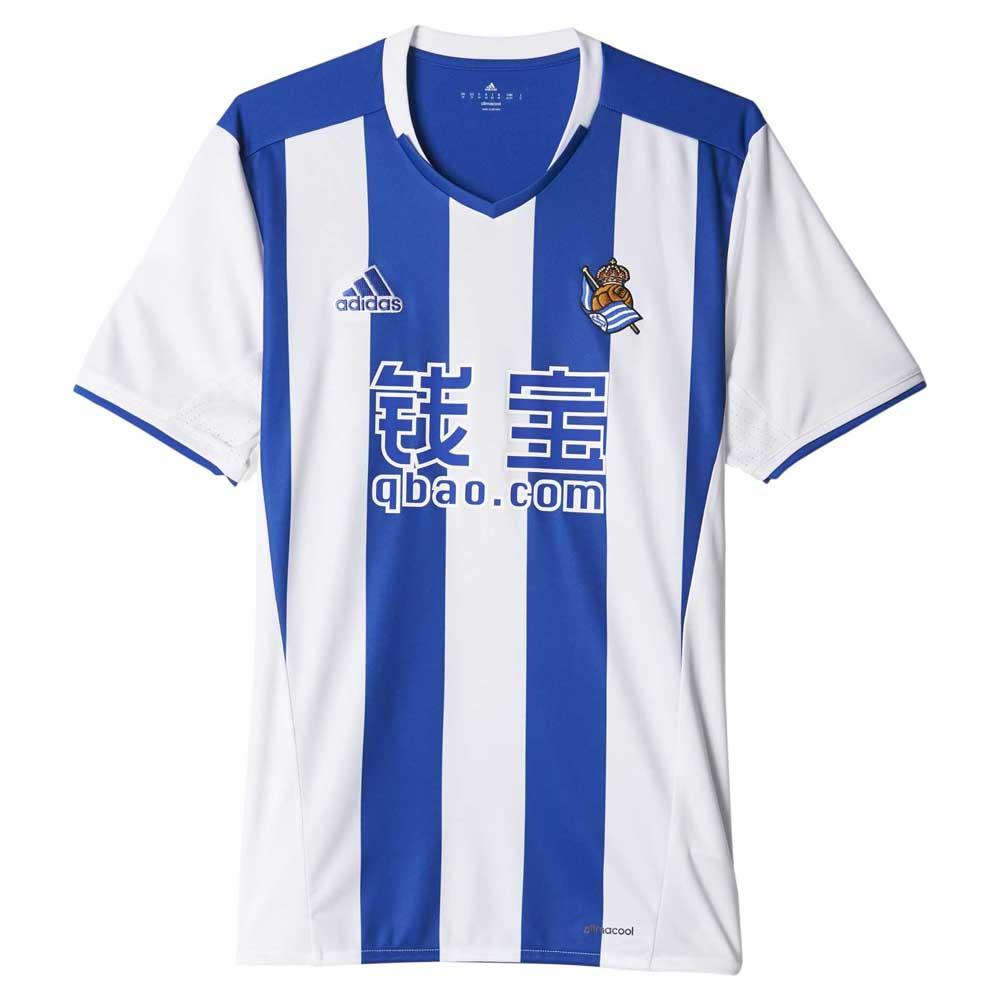 adidas Real Sociedad Home Jersey Junior